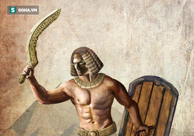 Bí mật sức mạnh thanh kiếm Khopesh: Linh hồn của quân đội Ai Cập cổ đại - Ảnh 2.