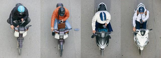 Tác giả loạt ảnh Những bộ tứ siêu đẳng khiến dân mạng thích thú: Mỗi ngày chụp 500 cái ảnh rồi chọn ra 4 cái như thế này! - Ảnh 2.