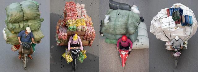 Tác giả loạt ảnh Những bộ tứ siêu đẳng khiến dân mạng thích thú: Mỗi ngày chụp 500 cái ảnh rồi chọn ra 4 cái như thế này! - Ảnh 4.