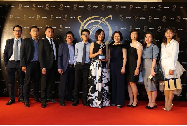 Digiworld nhận giải thưởng doanh nghiệp kinh doanh hoàn hảo châu Á năm 2018 - Ảnh 1.