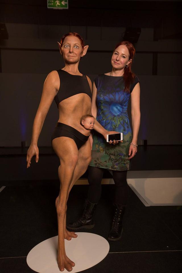 Đây là thân hình người phụ nữ hoàn hảo nhất, theo một nhà nghiên cứu nhân chủng học - Ảnh 1.
