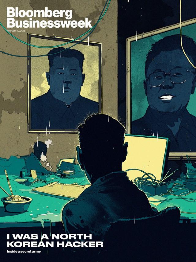 Bí mật đội quân tin tặc của Triều Tiên: Phần 2- Chuyện đời một hacker bỏ trốn - Ảnh 2.
