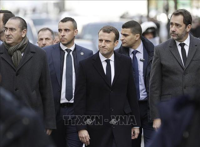 Chính phủ Pháp cân nhắc khôi phục Thuế nhà giàu để giảm nhiệt làn sóng biểu tình - Ảnh 1.