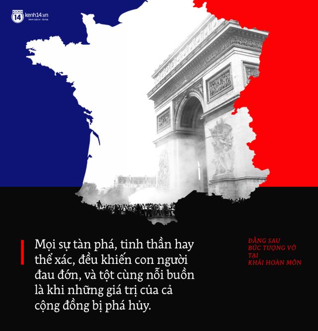 Bức tượng vỡ tại Khải Hoàn Môn Pháp: Nỗi buồn của những cuộc thảm sát di sản - Ảnh 5.