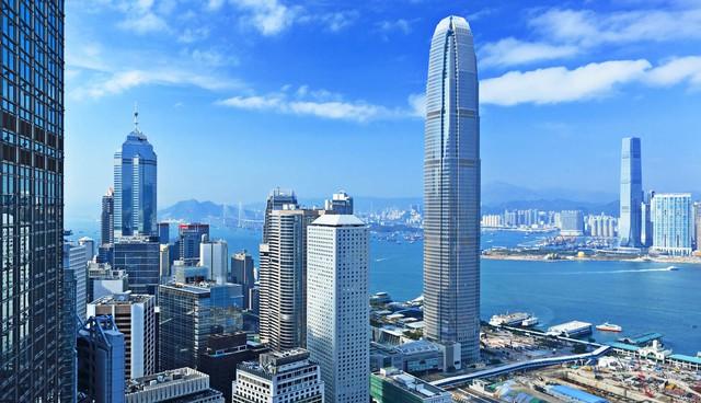 Giá thuê văn phòng tại Hong Kong cao nhất thế giới - Ảnh 1.