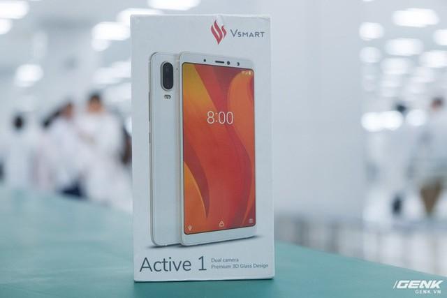 Loạt 4 smartphone sắp ra mắt của Vingroup lộ diện hoàn toàn từ thiết kế cho đến cấu hình: Vsmart Active 1, Active 1+, Joy 1, Joy 1+ - Ảnh 1.
