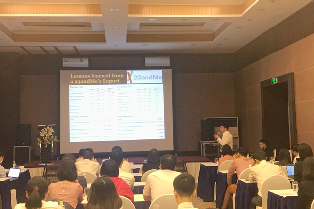 Vingroup đầu tư 4,5 triệu USD nghiên cứu kỹ giải mã gen người Việt - Ảnh 1.