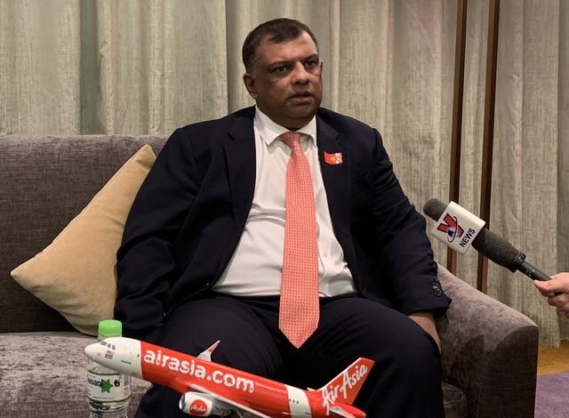 Tổng giám đốc AirAsia: Hy vọng tháng 7-8 năm sau, AirAsia Vietnam có thể cất cánh - Ảnh 2.
