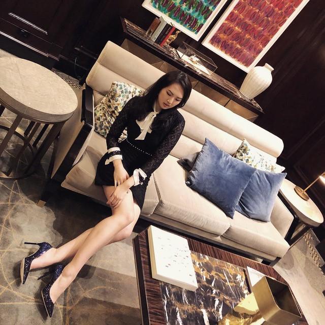 Con gái út ông trùm Huawei: Đã xinh đẹp còn học trường Harvard danh tiếng, mê viết code không kém gì ba lê và thời trang - Ảnh 13.