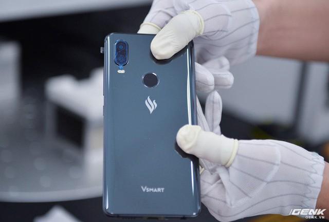 Loạt 4 smartphone sắp ra mắt của Vingroup lộ diện hoàn toàn từ kiến trúc cho đến cấu hình: Vsmart Active 1, Active 1+, Joy 1, Joy 1+ - Ảnh 3.