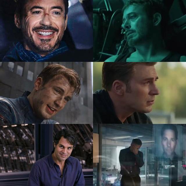 Phản ứng của internet sau khi xem trailer Avengers 4: Lần cuối cùng phim có cảnh này, Steve đã chết - Ảnh 12.