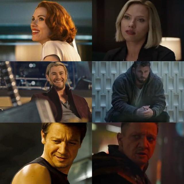 Phản ứng của internet sau khi xem trailer Avengers 4: Lần cuối cùng phim có cảnh này, Steve đã chết - Ảnh 13.
