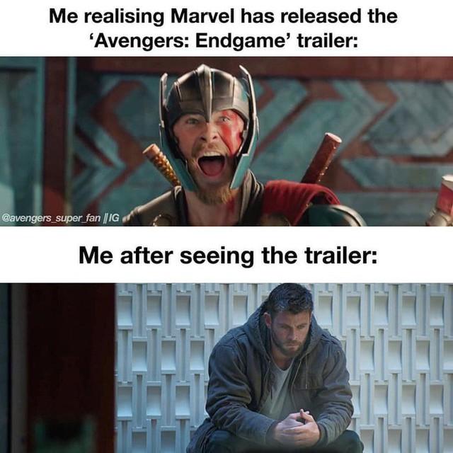 Phản ứng của internet sau khi xem trailer Avengers 4: Lần cuối cùng phim có cảnh này, Steve đã chết - Ảnh 4.