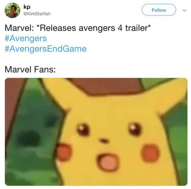 Phản ứng của internet sau khi xem trailer Avengers 4: Lần cuối cùng phim có cảnh này, Steve đã chết - Ảnh 8.