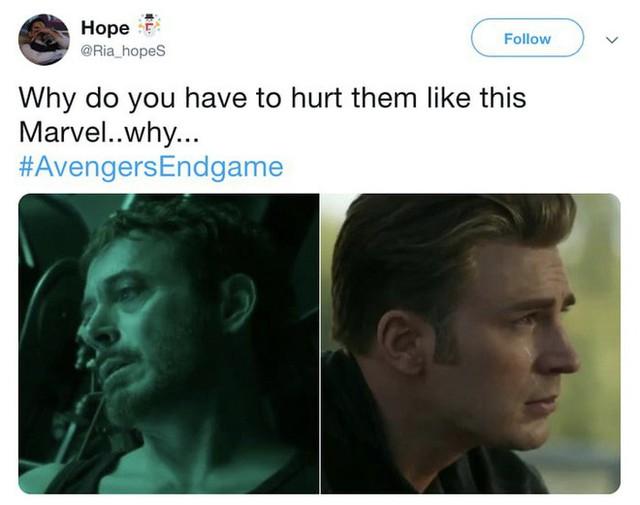 Phản ứng của internet sau khi xem trailer Avengers 4: Lần cuối cùng phim có cảnh này, Steve đã chết - Ảnh 9.