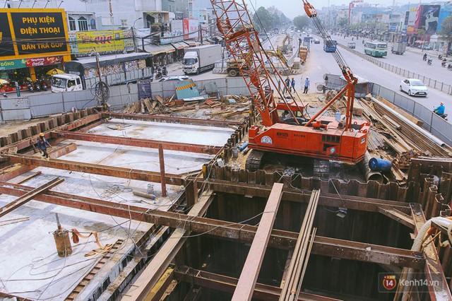 Cận cảnh hai nút giao thông 3 tầng đầu tiên ở Sài Gòn có tuổi thọ 100 năm, chịu được động đất cấp 7 - Ảnh 2.