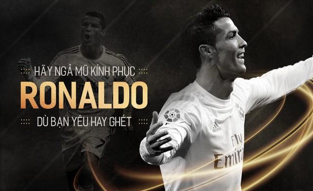 Cristiano Ronaldo: Câu chuyện thành công của chiến thần đi lên từ nỗ lực - Ảnh 14.