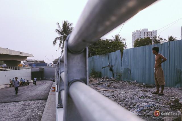 Cận cảnh hai nút giao thông 3 tầng đầu tiên ở Sài Gòn có tuổi thọ 100 năm, chịu được động đất cấp 7 - Ảnh 13.