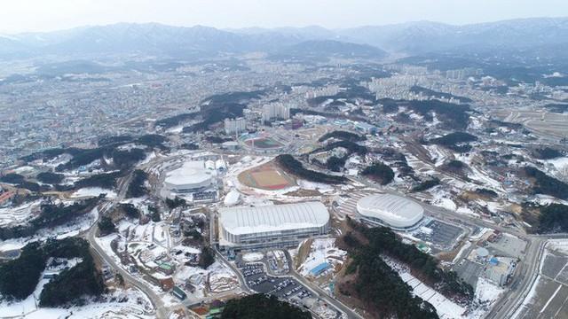 Cùng ngắm nhìn những công trình trị giá hơn 10 tỷ USD được Hàn Quốc xây dựng để phục vụ Olympic Mùa Đông 2018 - Ảnh 1.