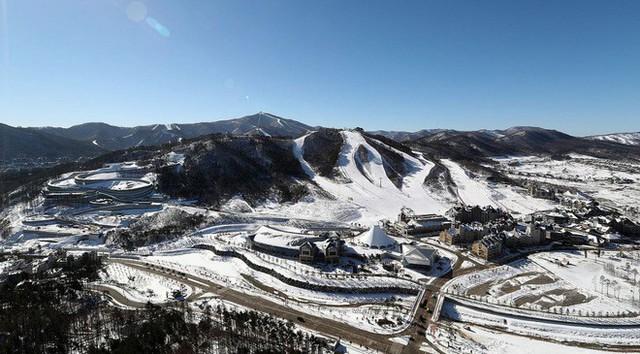 Cùng ngắm nhìn những công trình trị giá hơn 10 tỷ USD được Hàn Quốc xây dựng để phục vụ Olympic Mùa Đông 2018 - Ảnh 2.