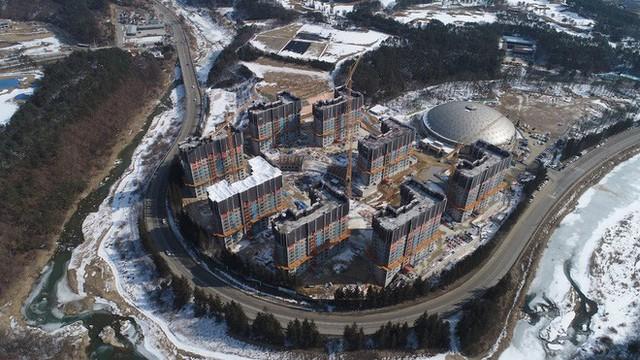 Cùng ngắm nhìn những công trình trị giá hơn 10 tỷ USD được Hàn Quốc xây dựng để phục vụ Olympic Mùa Đông 2018 - Ảnh 11.