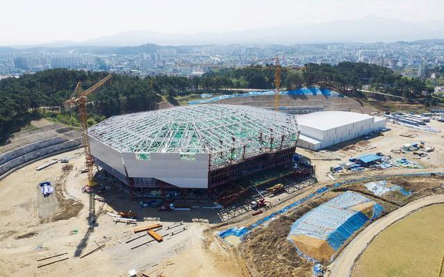 Cùng ngắm nhìn những công trình trị giá hơn 10 tỷ USD được Hàn Quốc xây dựng để phục vụ Olympic Mùa Đông 2018 - Ảnh 15.