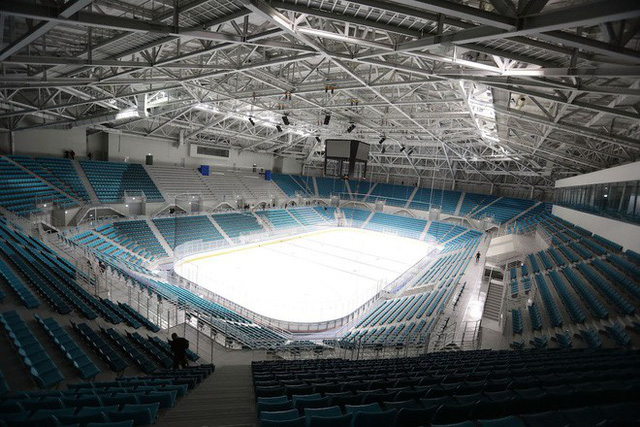 Cùng ngắm nhìn những công trình trị giá hơn 10 tỷ USD được Hàn Quốc xây dựng để phục vụ Olympic Mùa Đông 2018 - Ảnh 16.