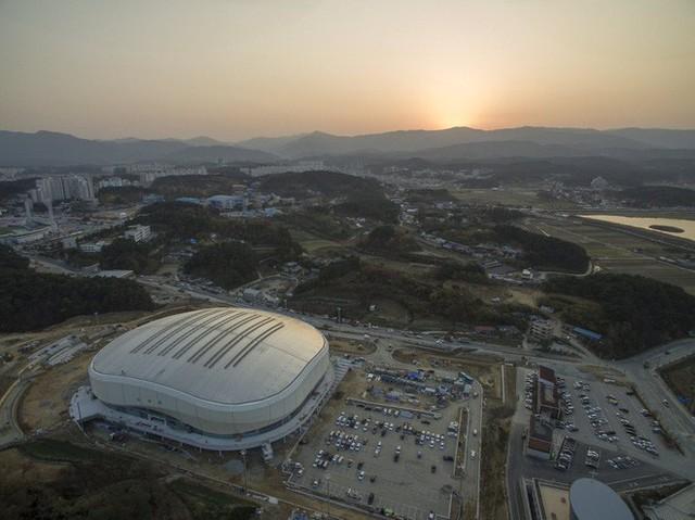 Cùng ngắm nhìn những công trình trị giá hơn 10 tỷ USD được Hàn Quốc xây dựng để phục vụ Olympic Mùa Đông 2018 - Ảnh 18.