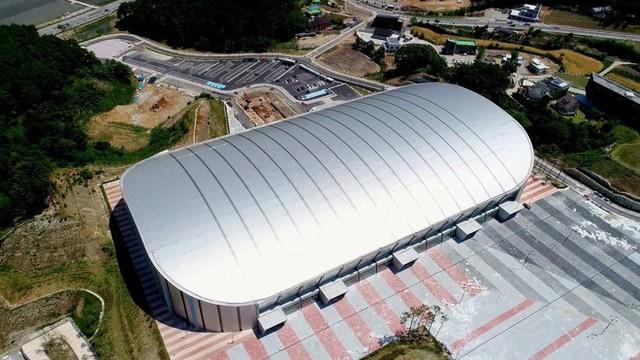 Cùng ngắm nhìn những công trình trị giá hơn 10 tỷ USD được Hàn Quốc xây dựng để phục vụ Olympic Mùa Đông 2018 - Ảnh 20.