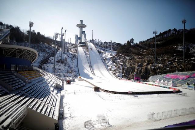Cùng ngắm nhìn những công trình trị giá hơn 10 tỷ USD được Hàn Quốc xây dựng để phục vụ Olympic Mùa Đông 2018 - Ảnh 3.