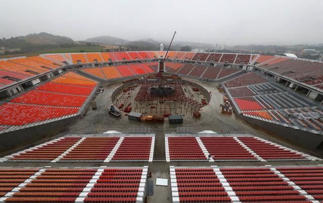 Cùng ngắm nhìn những công trình trị giá hơn 10 tỷ USD được Hàn Quốc xây dựng để phục vụ Olympic Mùa Đông 2018 - Ảnh 22.