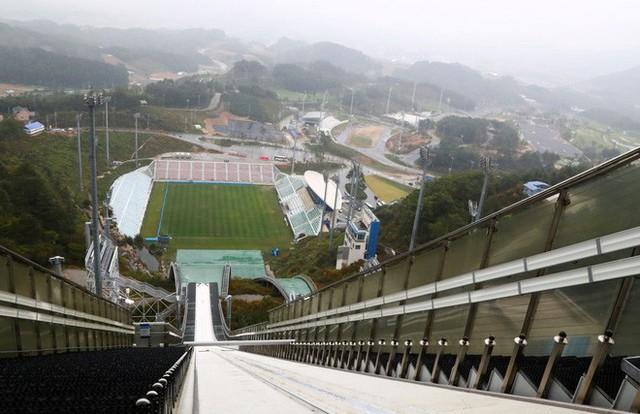 Cùng ngắm nhìn những công trình trị giá hơn 10 tỷ USD được Hàn Quốc xây dựng để phục vụ Olympic Mùa Đông 2018 - Ảnh 4.