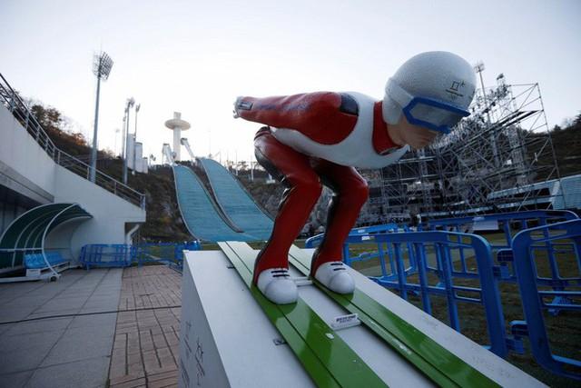Cùng ngắm nhìn những công trình trị giá hơn 10 tỷ USD được Hàn Quốc xây dựng để phục vụ Olympic Mùa Đông 2018 - Ảnh 5.