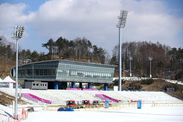 Cùng ngắm nhìn những công trình trị giá hơn 10 tỷ USD được Hàn Quốc xây dựng để phục vụ Olympic Mùa Đông 2018 - Ảnh 6.