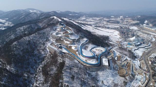 Cùng ngắm nhìn những công trình trị giá hơn 10 tỷ USD được Hàn Quốc xây dựng để phục vụ Olympic Mùa Đông 2018 - Ảnh 7.