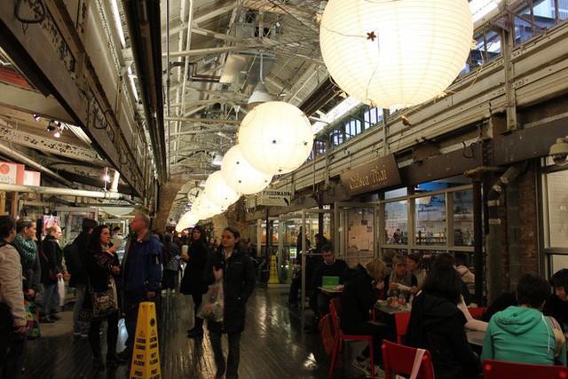 Cùng khám phá khu chợ thực phẩm trong tòa nhà 2 tỷ USD mới được Google mua lại - Ảnh 6.
