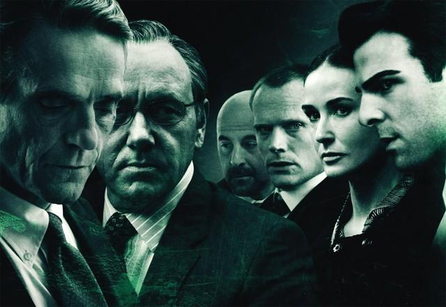 Những bộ phim kinh điển giới doanh nhân nên xem trong dịp Tết, dù no bánh chưng vẫn không quên thương trường khốc liệt như thế nào - Ảnh 4.