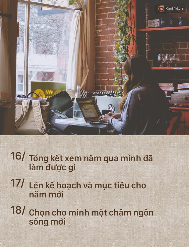 Đây là danh sách 24 việc cần hoàn thành ngay trong ngày cuối năm! - Ảnh 6.