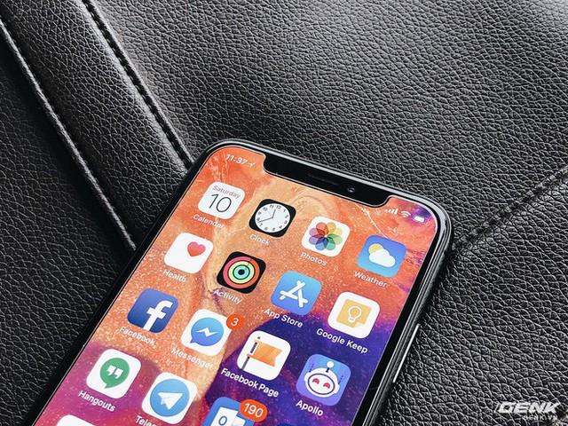iPhone X: Bỏ lại quá khứ, tiến tới tương lai - Ảnh 36.