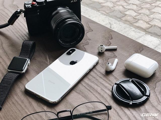 iPhone X: Bỏ lại quá khứ, tiến tới tương lai - Ảnh 37.