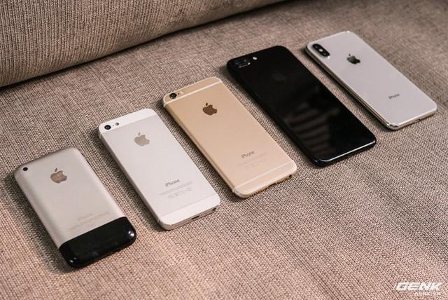 iPhone X: Bỏ lại quá khứ, tiến tới tương lai - Ảnh 39.