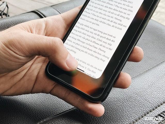 iPhone X: Bỏ lại quá khứ, tiến tới tương lai - Ảnh 7.