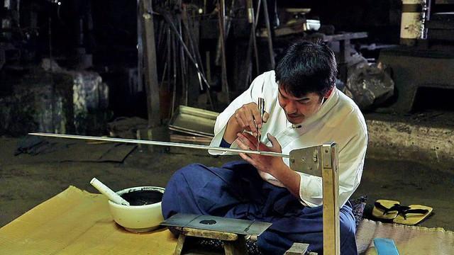 Nghệ thuật chế tác Katana qua lời kể của gia tộc rèn kiếm số một Nhật Bản - Ảnh 4.