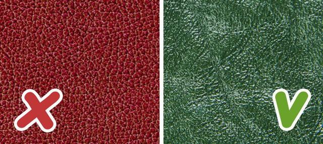 Cẩm nang 8 bí kíp giúp bạn phân biệt da thật và giả da - Ảnh 2.