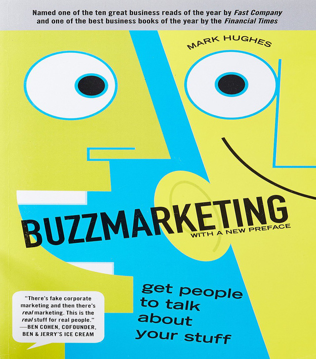 6 cuốn sách dạy quý khách nhữngh phát triển thương hiệu cá nhân, xu hướng cực hot trong marketing - Ảnh 1.