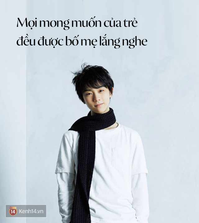 Để có những tài năng toàn diện như huyền thoại trượt băng Yuzuru Hanyu, cha mẹ Nhật Bản đã giáo dục con như thế nào? - Ảnh 4.