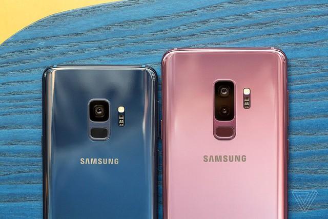 Galaxy S9, S9+ chính thức ra mắt: Camera nâng cấp lớn với khẩu độ thay đổi được, quay video 960 fps, AR Emoji - Ảnh 6.