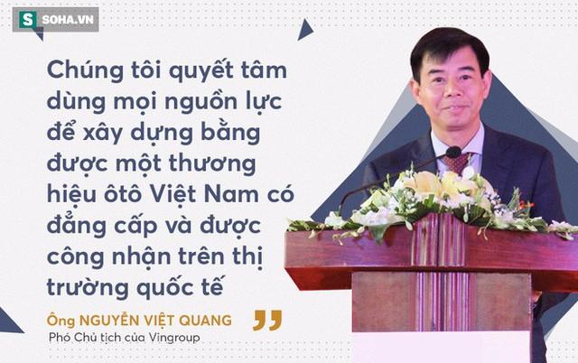 Sau 7 năm được Phó Chủ tịch Vingroup Nguyễn Việt Quang dẫn dắt, doanh thu công ty này tăng 4.500 lần, lợi nhuận tăng 1.400 lần - Ảnh 1.