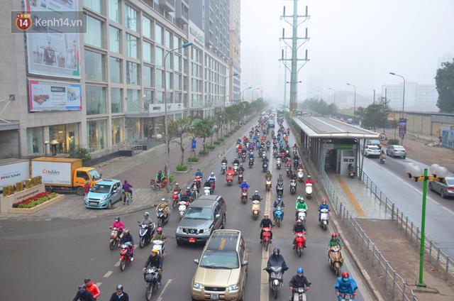 Đề xuất cho ô tô, xe máy và xe buýt thường đi vào làn buýt nhanh BRT: Chúng tôi chỉ đang nghiên cứu - Ảnh 1.