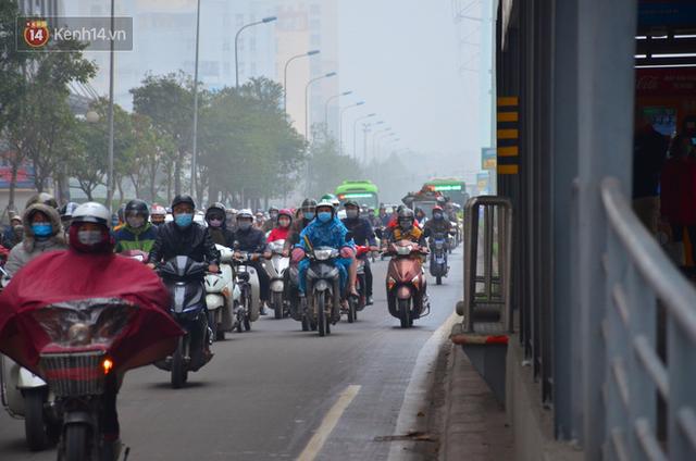 Đề xuất cho ô tô, xe máy và xe buýt thường đi vào làn buýt nhanh BRT: Chúng tôi chỉ đang nghiên cứu - Ảnh 5.